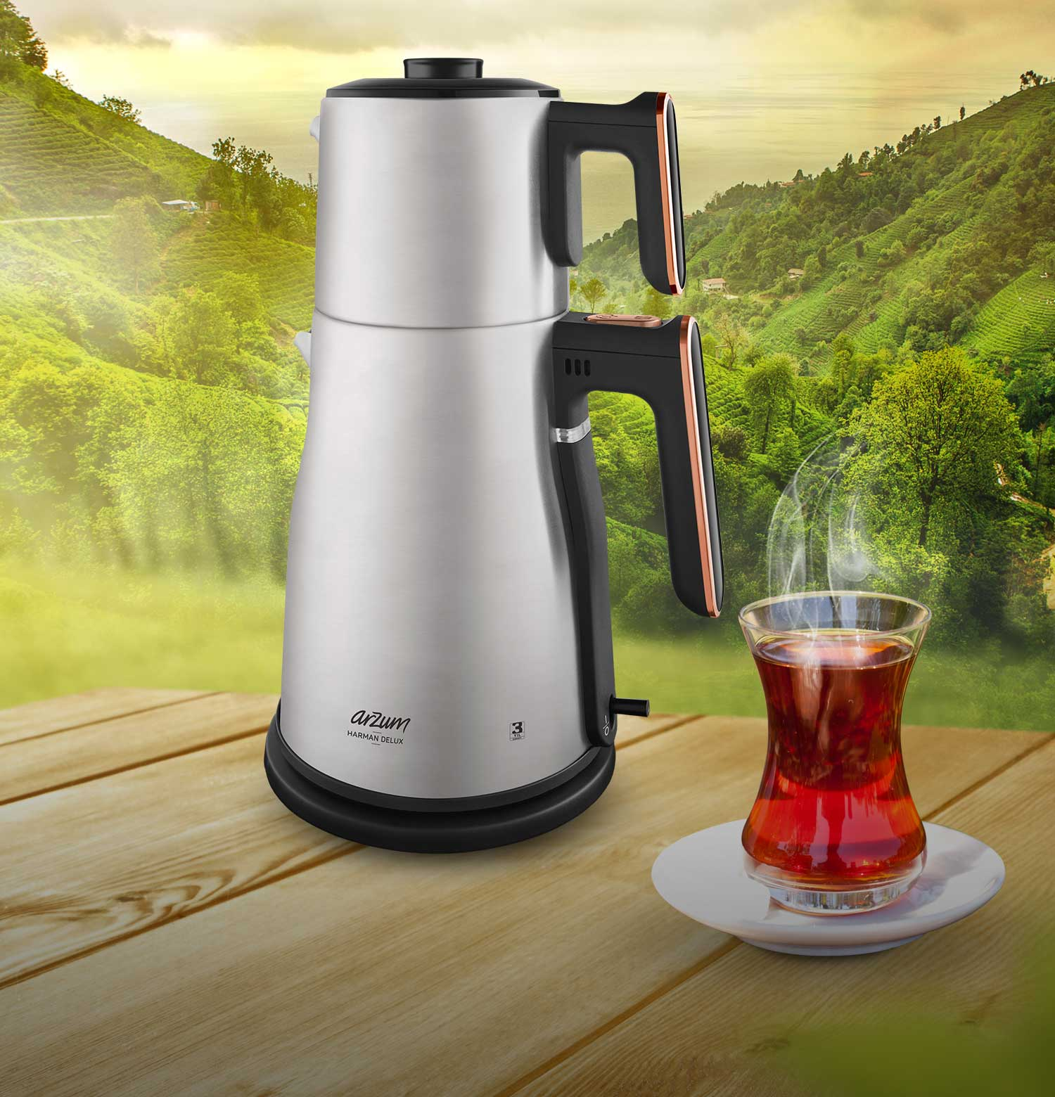 Arzum Harman Tea Machine