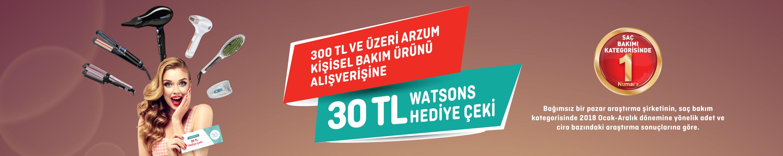 Watsons Kampanya