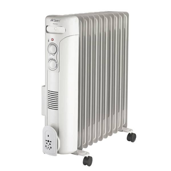 AR035 Primus Yağlı Radyatör - Beyaz
