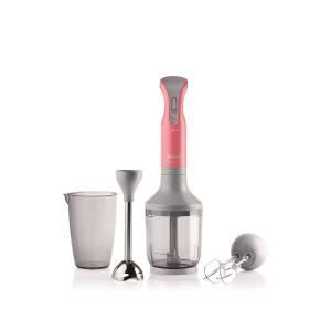 - AR1016 Prostick 1000 Hand Blender Set - Pink