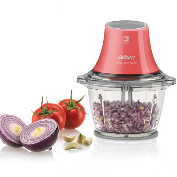 AR1036 Prochopp Color Glass Chopper - Pink