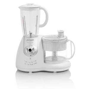 AR1044 Prostar 1000 Elektronic Food Processor- Silver - Thumbnail