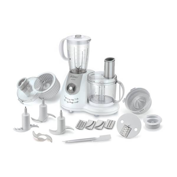 AR1044 Prostar 1000 Elektronic Food Processor- Silver