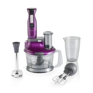 - AR1058 Hestia Multı Blender Set - Deep Plum