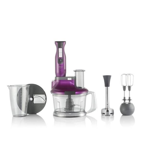 AR1058 Hestia Multı Blender Set - Deep Plum