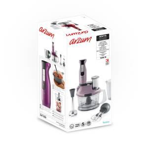 AR1058 Hestia Multı Blender Set - Deep Plum - Thumbnail
