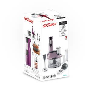 AR1058 Hestia Multı Blender Seti - Dreamline - Thumbnail