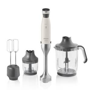 - AR1070 Technoart Maxi Plus Blender Set - Cream