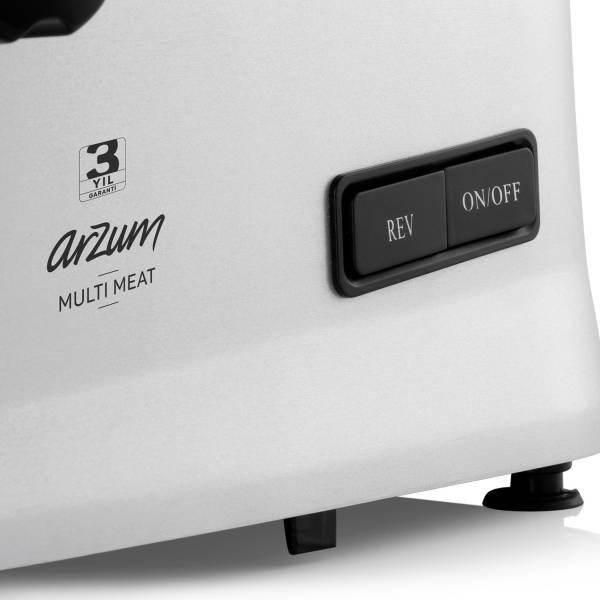 AR1076 Multi Meat Kıyma Makinesi - Inox