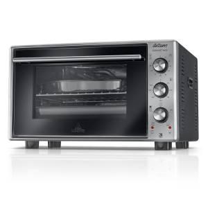 AR2002 Cookart Maxi 50 Lt Çift Camlı Fırın - Inox - Thumbnail