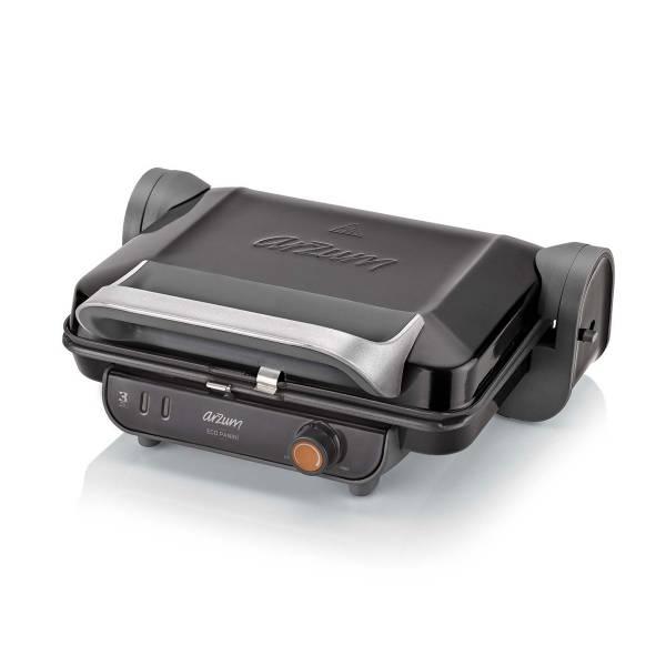 AR2005 Eco Panini Izgara Ve Tost Makinesi - Siyah