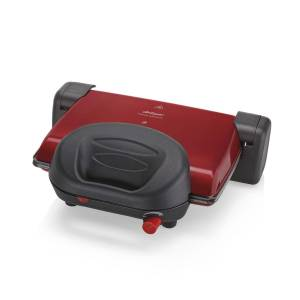 - AR2012 Prego Granite Izgara Ve Tost Makinesi - Kırmızı