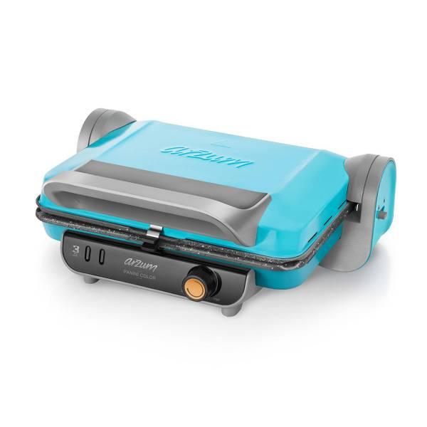 AR2013 Panini Color Grill and Sandwich Maker - Blue