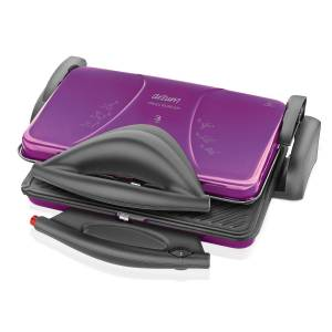 - AR2026 Prego Grill and Sandwich Maker - Deep Plum