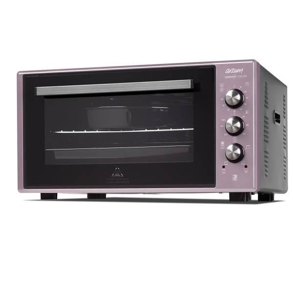 AR2034 Cookart Color 50Lt Çift Camlı Fırın - Dreamline