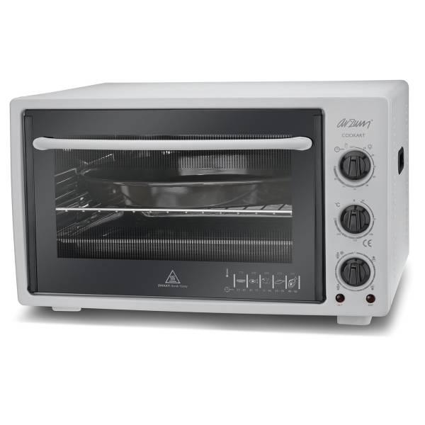 AR253 Cookart Midi Fırın - Beyaz