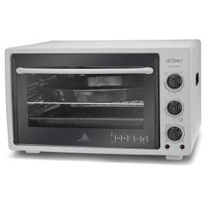 - AR253 Cookart Midi Oven- White