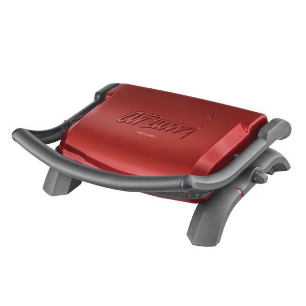 AR290 Tostçu Red Izgara Ve Tost Makinesi - Kırmızı