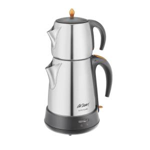 - AR3004 Çaycı Klasik Çay Makinesi - Mat Inox