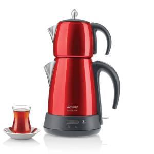 AR3006 Çaycı Klasik Çay Makinesi - Nar - Thumbnail