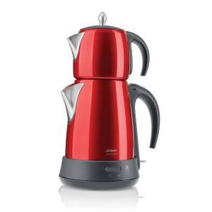- AR3006 Çaycı Klasik Tea Machine - Pomegranate