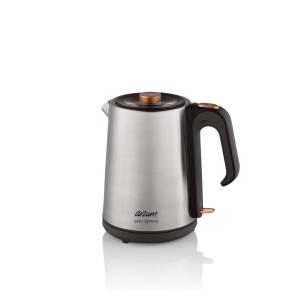 AR3023 Çaycı Heptaze Tea Machine - Inox - Thumbnail