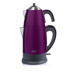 - AR3055 Çaycı Lux Çay Makinesi - Mürdüm