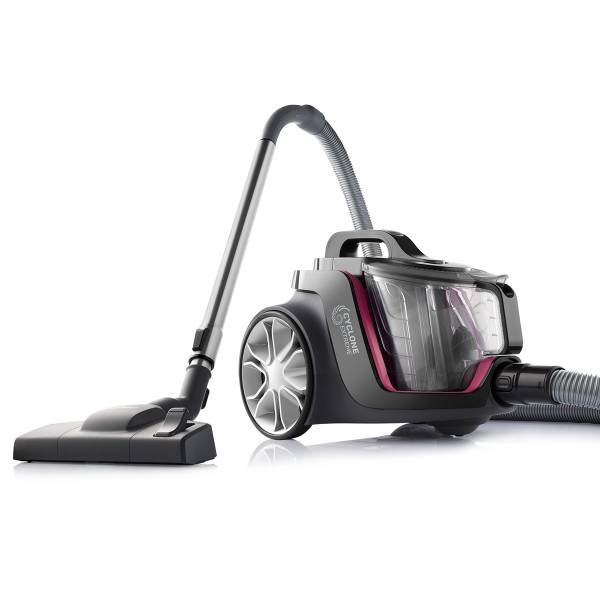 AR4060 Olimpia Prime Cyclone Filter Vacuum Cleaner- Fuschia