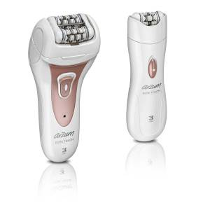 AR5026-AR5037 Rose Touch Epilator Set - White - Thumbnail