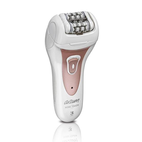 AR5026-AR5037 Rose Touch Epilator Set - White