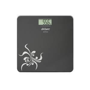 - AR550 Sottile Dijital Cam Banyo Baskülü - Siyah