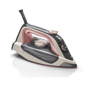 - AR692 Steamart Power Steam Iron- Rose Gold