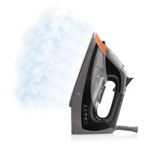 AR693 Stemart Lux Steam Iron- Black