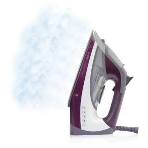 AR693 Stemart Lux Steam Iron- Purple - Thumbnail