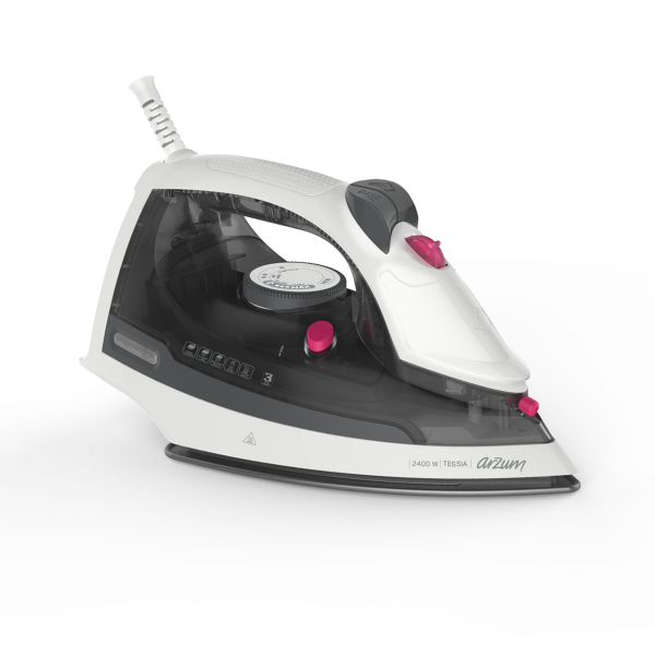 AR694 Tessia Steam Iron- Grey Pink