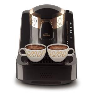 - OK001 OKKA Türk Kahve Makinası - Siyah