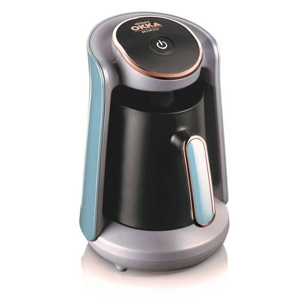 OK004-M OKKA Minio Turkish Coffee Machine - Blue