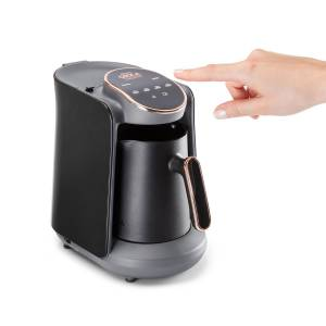 OK005-B OKKA Grandio Türk Kahvesi Makinesi - Beyaz - Thumbnail