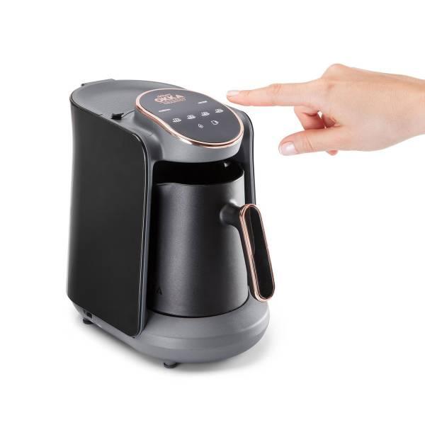 OK005-B OKKA Grandio Türk Kahvesi Makinesi - Beyaz